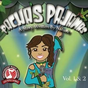 Pachas Pajamas Double-Album-cover-